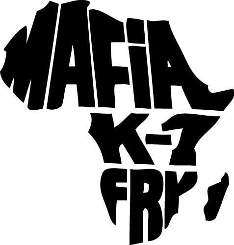 Le logo du groupe Mafia k1 fry